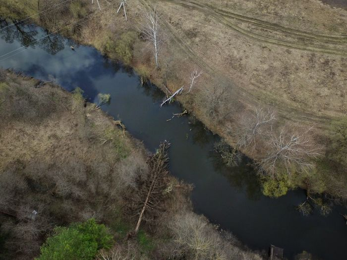 Over the river Flight Drone  Dji Dji Phantom From My Point Of View From Above  Bird Eyes View River Over The River Landscape Trees Looking Down Spring Nature River Curves Sky Reflection Landscape_Collection The Great Outdoors With Adobe A Bird's Eye View