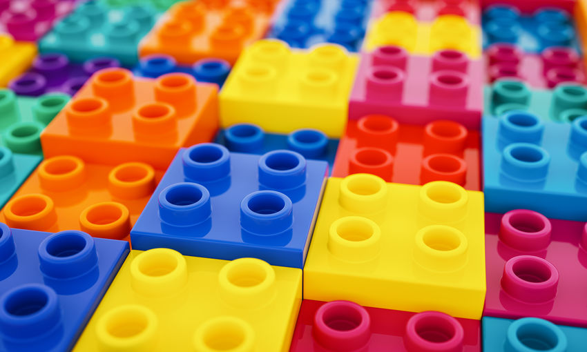plastic toy bricks Architecture Children Planning Toys Art Block Brick Build Childhood Colorful Combine Communication Connect Creative Educational Large Group Of Objects Learn Many Match Object Play Puzzle  Stragedy Toy Brick Variation