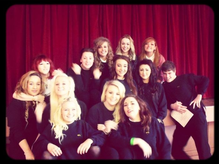 Actually well miss school