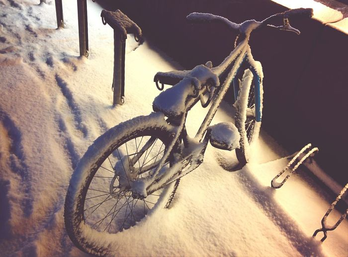 Challenge accepted. Finland Winter Biking Adventure