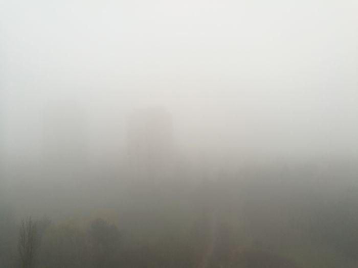 Full frame shot of fog