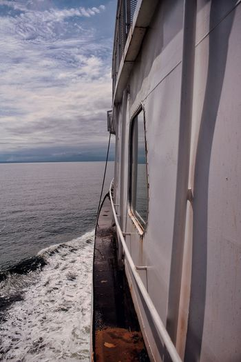 Ferry Boat View