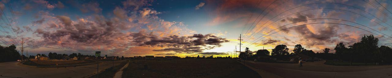 Sunset 360