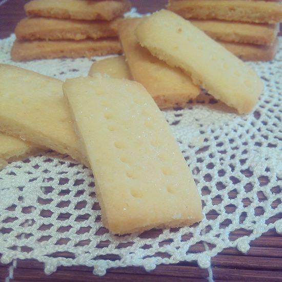 Butter Shortbread @solozuccheriacolazione.altervista.org Shortbread Desserts Butter Foodporn