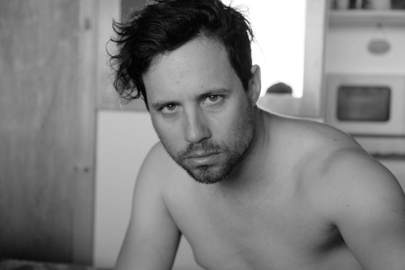 Blackandwhite Greeneyes Handsome Lookatme Portrait