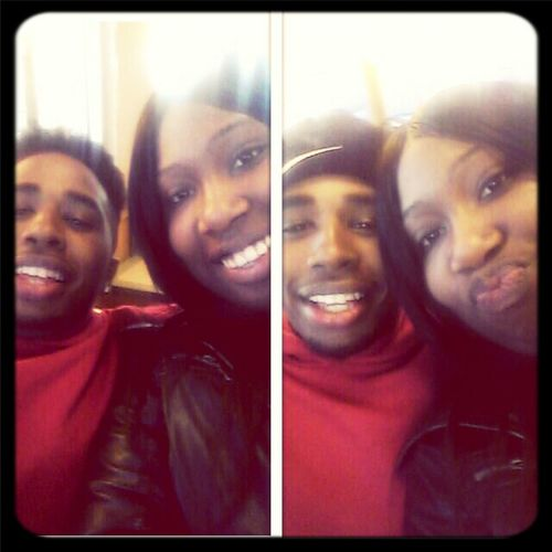 Me & My Brother <3