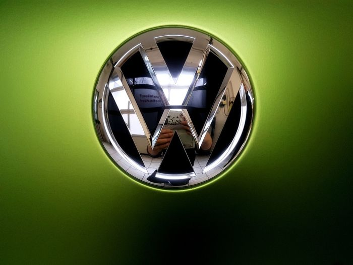 #green Car Doorhandle Green Color Green Green Green!  Work CarOfTheDay VW Amarok Logo Colorful Foil  Foil Wrapped Architecture Building Exterior Indoors