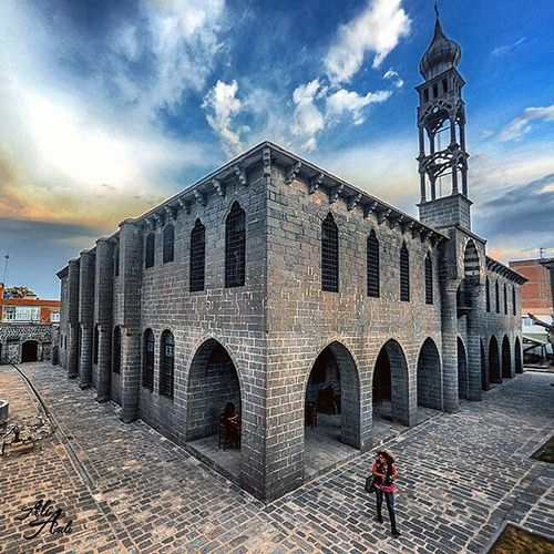Beautiful architecture of Diyarbakir. Surp Giragos Armenian Church ... Architecture Armenian EyeEm Best Shots EyeEm Best Shots - People + Portrait Historical Building Kilise Church Churches Popular Photos Amazing