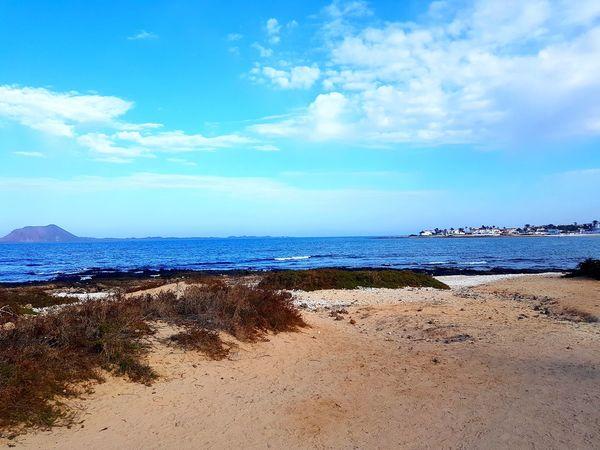 Corralejo, Fuerteventura Beach Sea Sand Sky Vacations Water Sunny Travel Destinations Fuerteventura Canary Islands Fuerteventura Island Fuerteventura Coast Isla Lobos