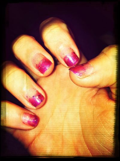 Did My Own Nails