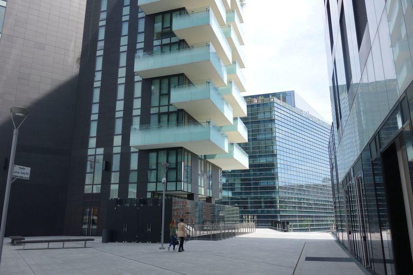 Milano Milanoportanuova EyeEm Italy Architecture City Life