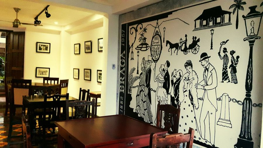 Sarasvati Art & Cafe Art Museum Of History Local Indoors  No People Quietness Unknown Places Cafe Interior Cozy Place Jazz Music Backround Music Quiet Places