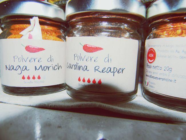 Pepper Carolinareaper Redpeppers Burning Mouth
