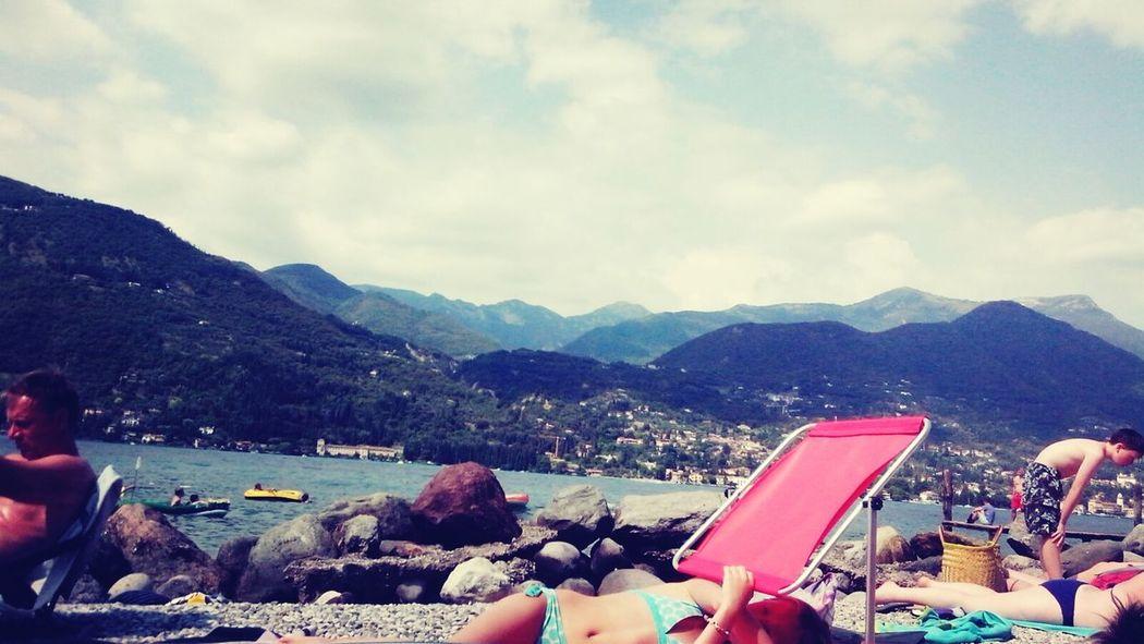 LakeGarda Taking Photos Summertime Bubu! :3