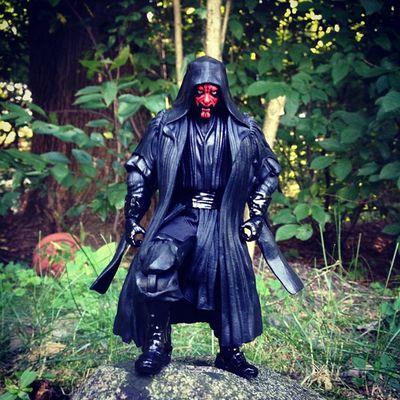 The Black Series: Darth Maul
