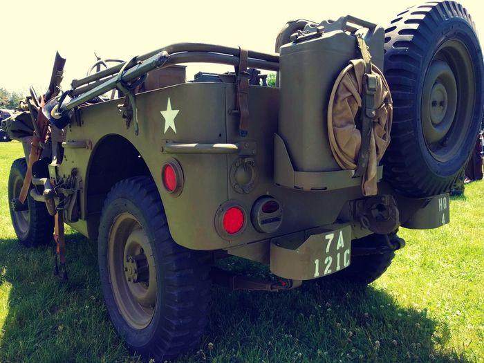 WW2 Jeep - Low