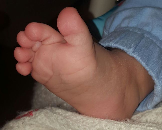 Human Body Part My Love Motherslove Little Boy Son New Born Baby True Love Natural Beauty Footh Kid