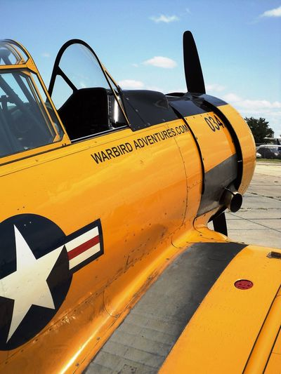 Warbirds airplane Airplane Airport Warbirds No People Outdoors Close-up