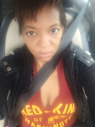 I live in my car seems like it. Redskins Washington Redskins  Redskins All Day Redskinsnation Hailtotheredksins HTTR Car Selfie