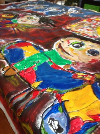 new art Art Colors