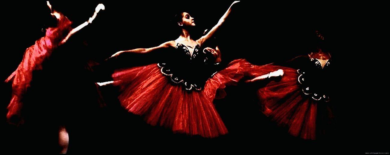 Dancing Black