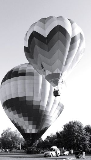 Hot Air Balloon Flying Mode Of Transport Air Vehicle Helium Balloon Outdoors Day Helium Aerospace Industry No People