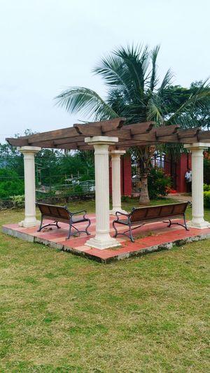 The Place To Take Rest At Rambha Tourist Lodge,Odisha
