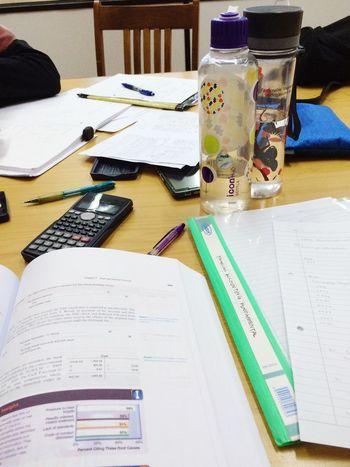 Studying for exam Wishmeluck Stress Life