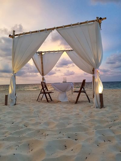Beach Mexico Dinner For Two