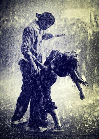 DANCE ♥ Rain