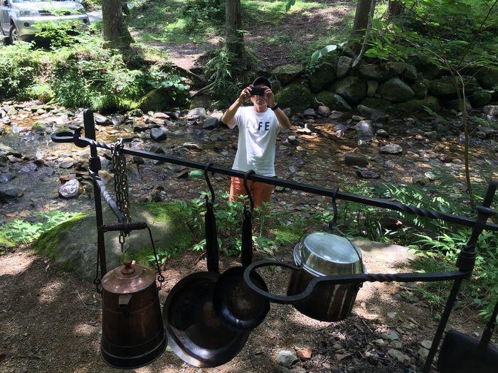 2016.7.30.sat.夏のあれこれ。 Camp キャンプ Myhusband ひるがの高原キャンプ場