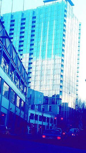 Downtown Portland ❤ First Eyeem Photo