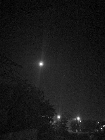 solo la luna