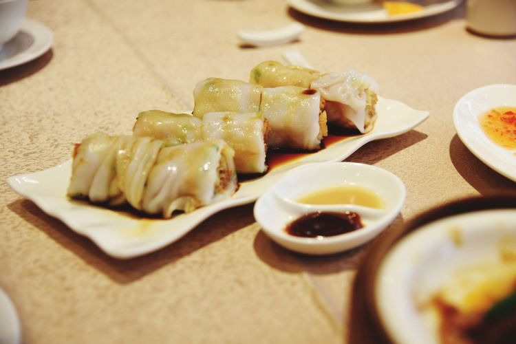 The Following Hello World Eating Party Dimsum