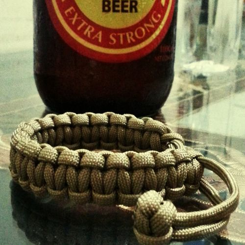 me and my TomHardy cobra p550 Madmaxfuryroad inspired bracelet and bff Redhorse tigidig. Diy Project