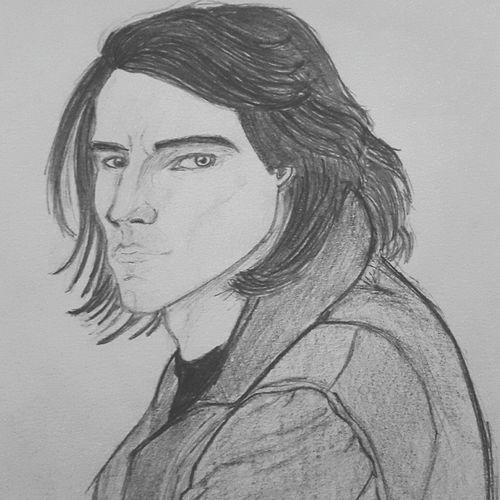 Vampireacademy DimitriBelikov Drawing