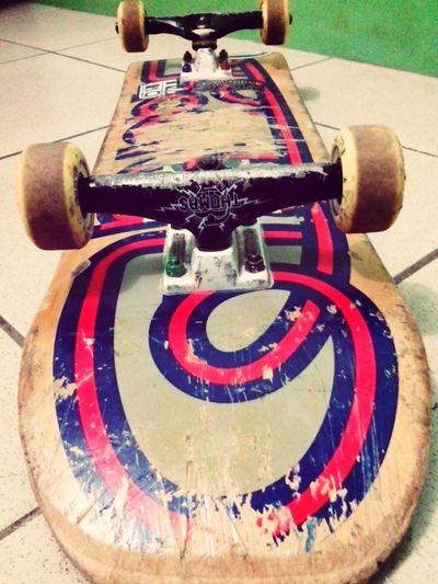 skate selfie.... Skateboard