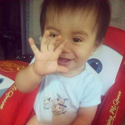 My little nephew :)