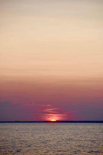 Fire Island Sky