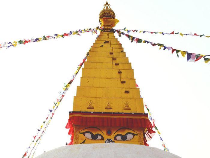 Tample Buddhist