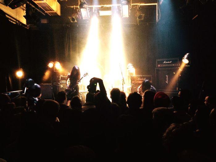 Concert Mono Band Live Music Cologne , Köln,  Gebäude9