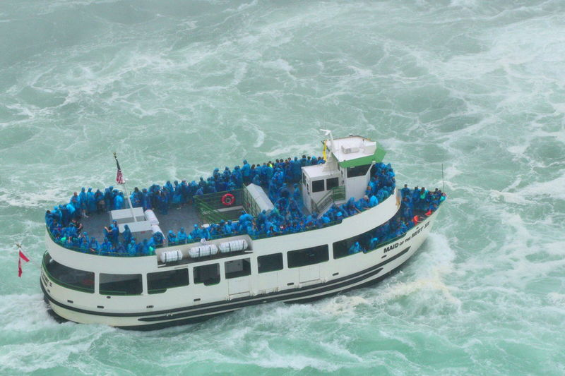 Boat Calm Day Ferry High Angle View Mode Of Transport Nature Nautical Vessel Ocean Outdoors People Sea Speedboat Spray Tranquility Transportation Water Waterfall Shower Waterfront Wave Lost In The Landscape