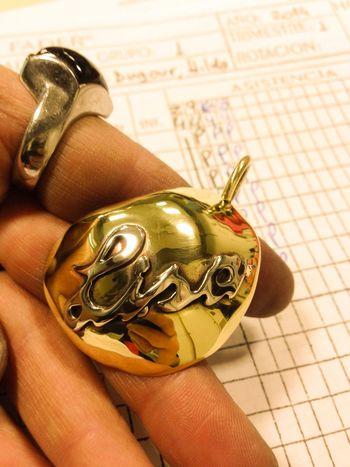 Hand Made Jewelry Metal Art