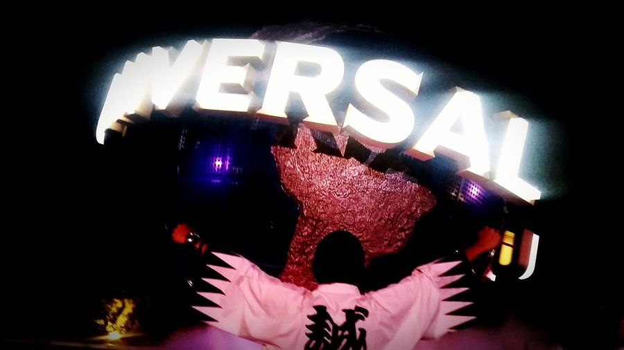 Banzai Universal Studios Japan !!! Japan Adveture Check This Out Enjoying Life ThankYouLord Great Atmosphere Just For Fun! ^.^ OSAKA Japan USJ