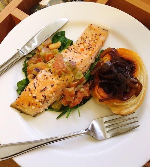 Food Fish delicious Healthy Eating
