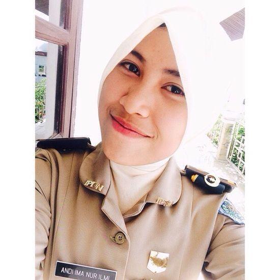 Studying School Uniform