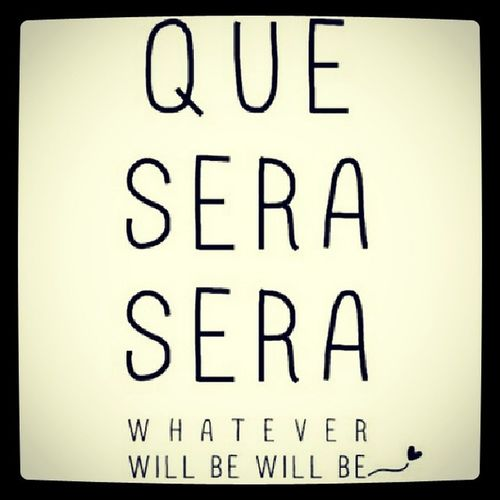 WhatWillBe QueSera