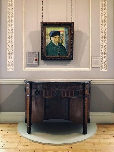 Vangogh Summersethouse Exibition Greatartist London