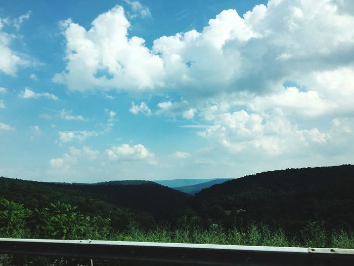 Nature Photography Beautiful Nature Mountains And Sky Taking Photos Relaxing Enjoying Life Traveling Pennsylvania With My Love Hanging Out Hello World Traveling With Family Can't Get Enough Lucky Wife Special Life Of A Robotics Technicians Wife Sunny Day On The Road Awesome!