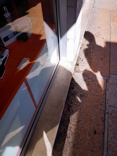 Shadow Sunlight Day Window Outdoors Architecture Geometric Shapes